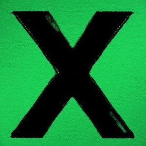 CD Ed Sheeran X